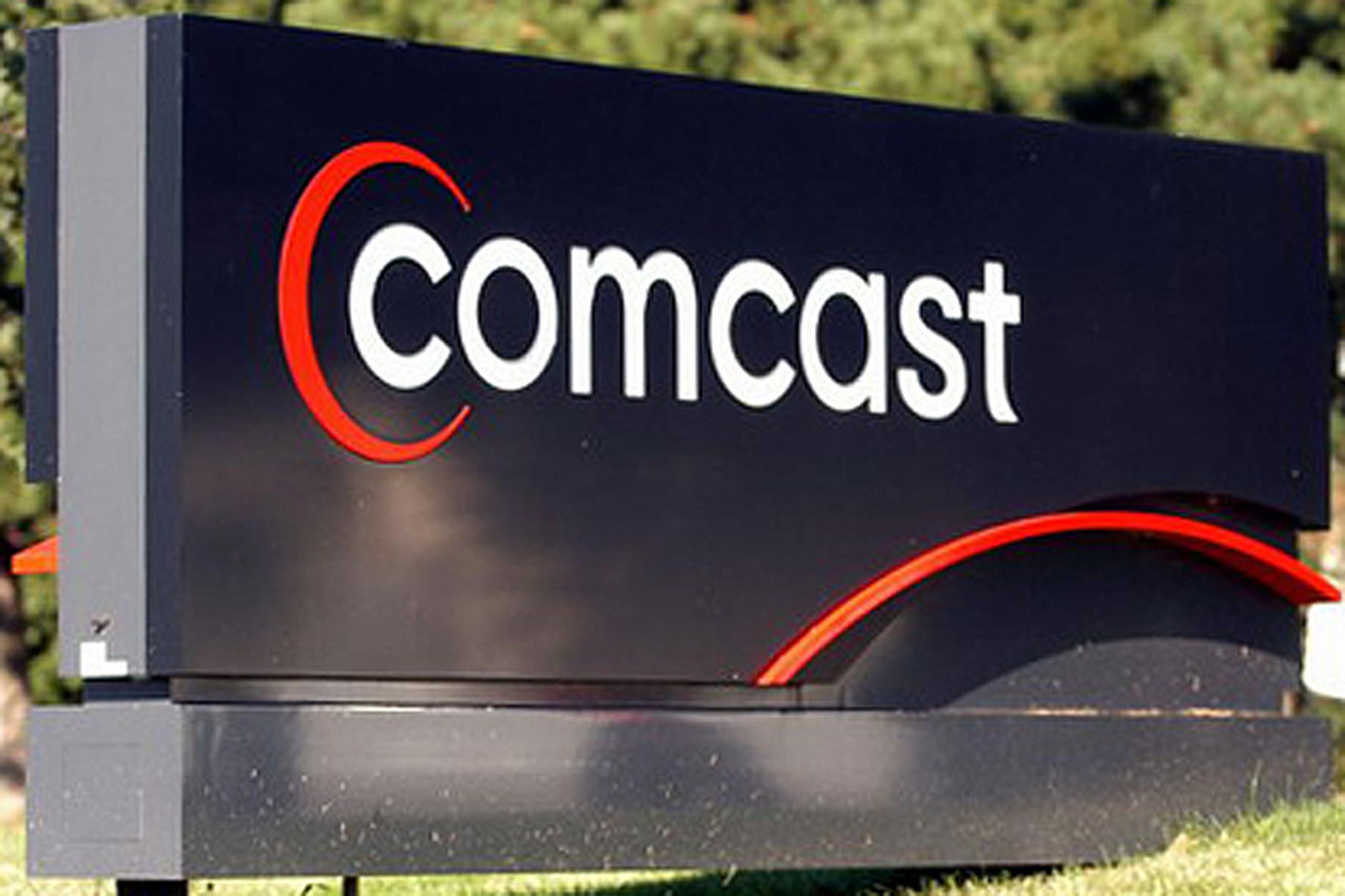 Comcast sign.0